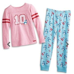 5d351cd32c American Girl Pajamas - ❄️AMERICA GIRL- Penguin PJ s w Matching doll pj s